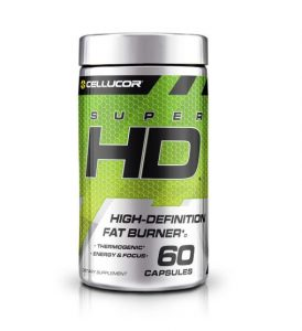 Best Weight Loss Supplements - Cellucor Super HD