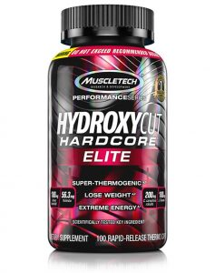 Best Weight Loss Supplements - Hydroxycut Hardcore Elite