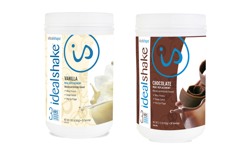 Best Meal Replacement Shakes - Ideal Shake