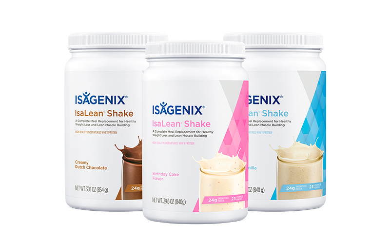 Isagenix Meal Replacement Shake