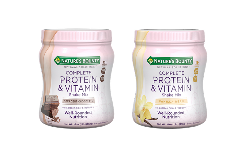 Nature's Bounty Meal Replacement Shake