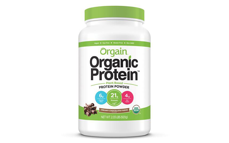 Best Meal Replacement Shakes - Orgain Organic