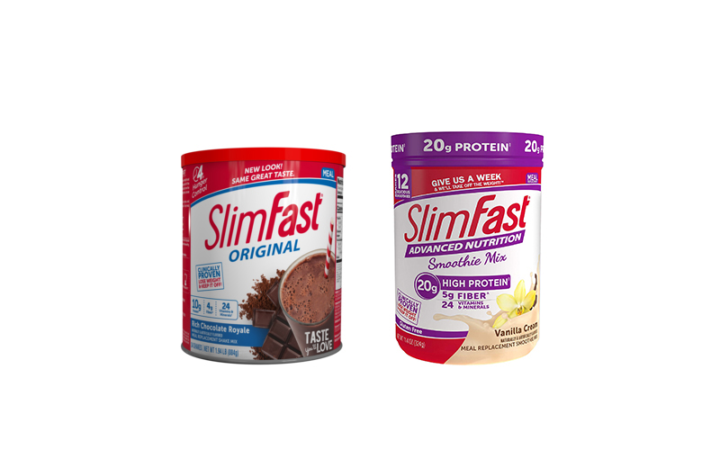 Best Meal Replacement Shakes - SlimFast