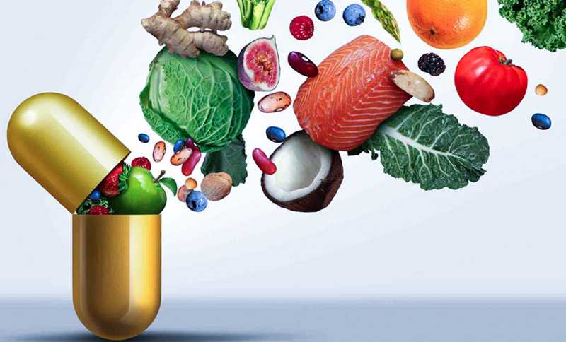 Dietary Supplements 101